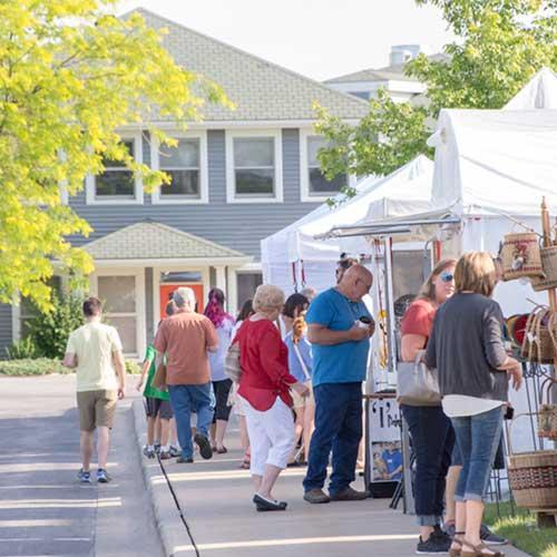 Art Fair Vendors